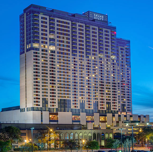 Hotel Accommodations: Grand Hyatt