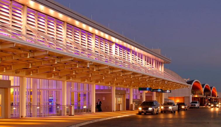 Travel and Transportation: San Antonio International Airport